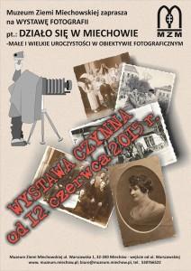 plakat wystawa fotograficzna