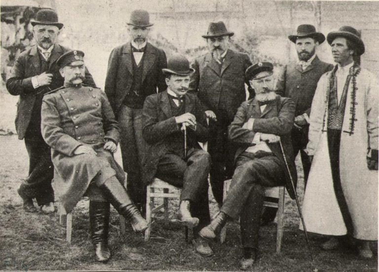 Komitet wystawy włościańskiej
